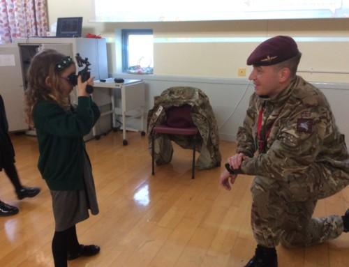Military Visit